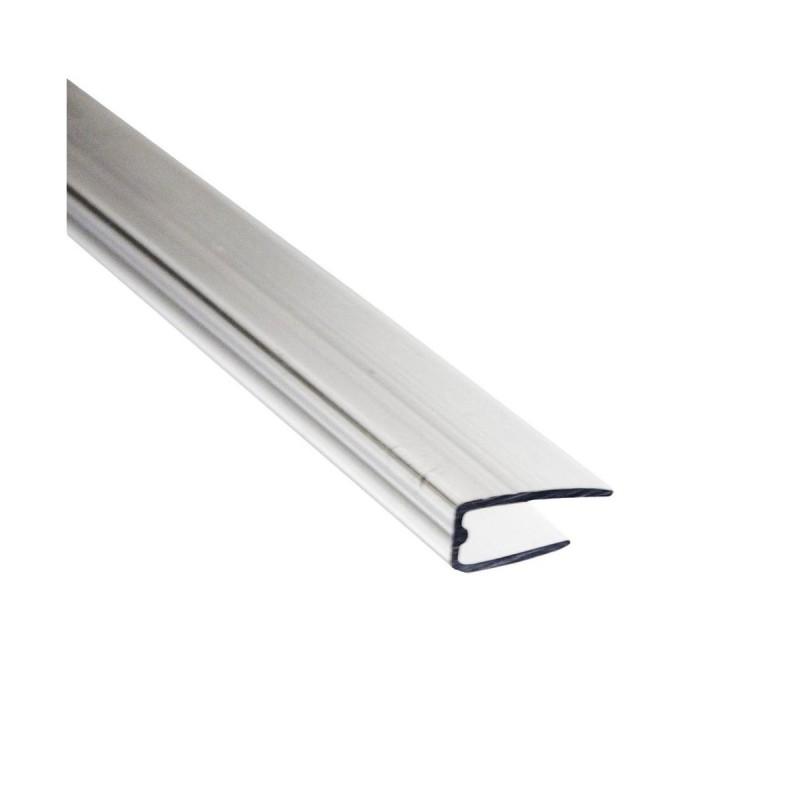 Profil zamykający U 6mm do płyt poliwęglanowych 210cm